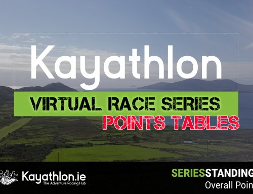 Kayathlon Virtual Race Series – Final Overall Standings