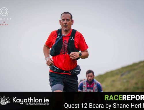 Quest 12 Beara – Race Report by Shane Herlihy